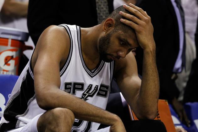 NBA Playoffs 2012: San Antonio Spurs Need a New Plan to Get Back to Glory Days