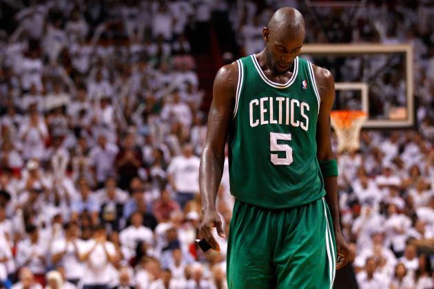 Is Kevin Garnett Now the 3rd Best Power Forward in NBA History?