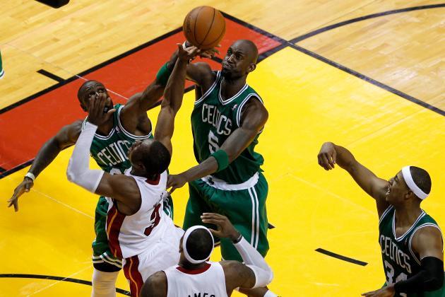 Heat & Celtics, NBA Draft 2012, Lakers Trades, Plus Latest News & Buzz (Podcast)