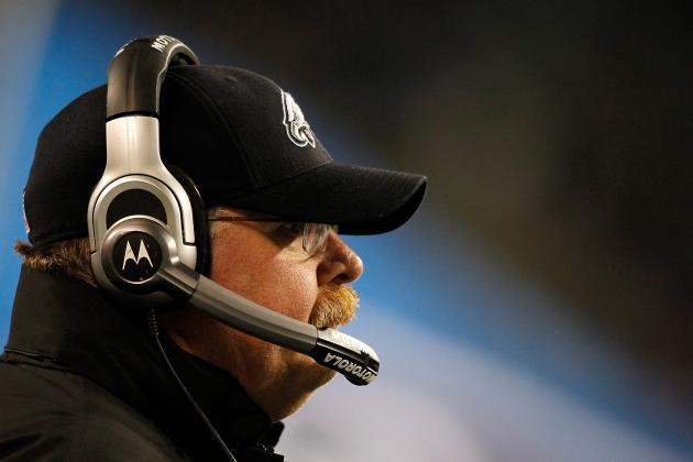 Joe Banner out as Philadelphia Eagles President, Andy Reid Gaining Power