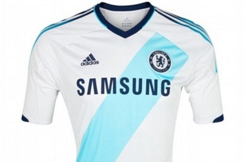 Chelsea FC 2012/13 Away Kit Revealed but Not All That Striking!