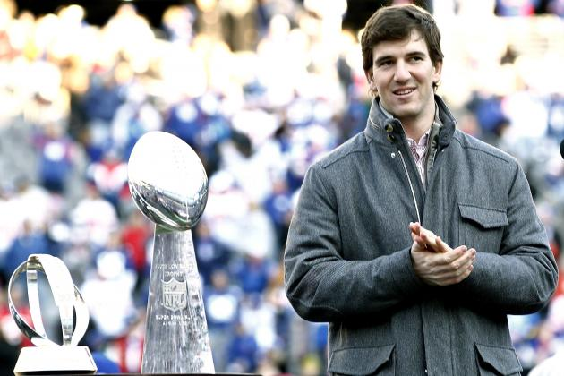 Eli Manning's No. 31 Ranking Another Reason to Ignore NFL Network's Silly List