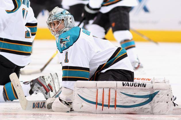 San Jose Sharks: Could Thomas Greiss Be Key to Summer Trades?