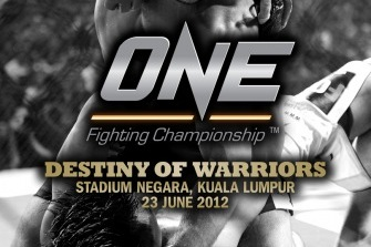 ONE FC Makes Changes to Kuala Lumpur Event: Huerta Now Debuts Against Moreira
