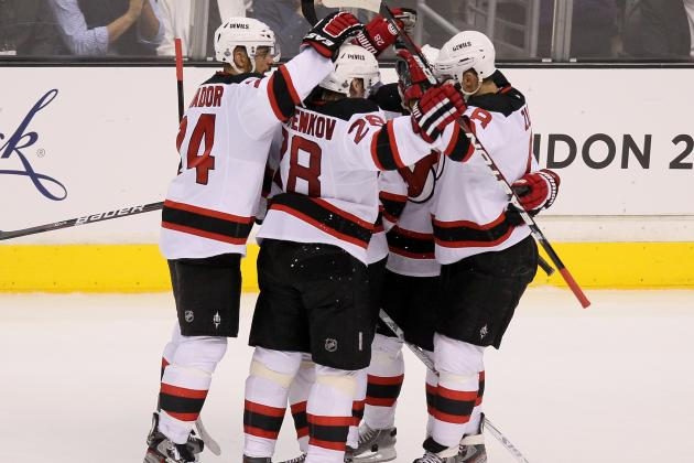 Stanley Cup: Will the New Jersey Devils Have 'The Preposterous Dream, Part 2'?