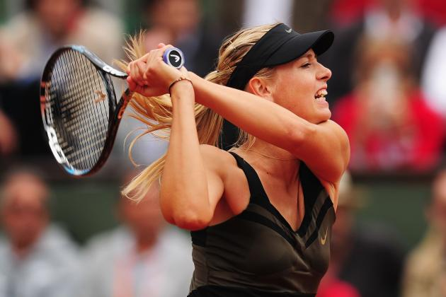 Sharapova vs. Kvitova: Scores, Highlights from French Open 2012 Semi Finals