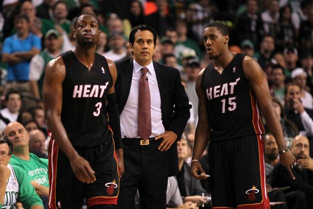 Why Erik Spoelstra Should Stop Coaching by the Numbers and Go with His Gut