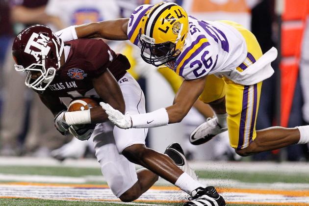 SEC Football: Why Texas A&M and LSU Are Perfect for Thanksgiving Weekend Matchup