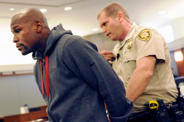 Report: Mayweather Unlikely to See Fight in Jail