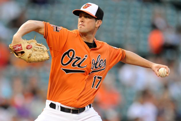 Fantasy Baseball 2012: Emergency Waiver-Wire Pitcher for June 7