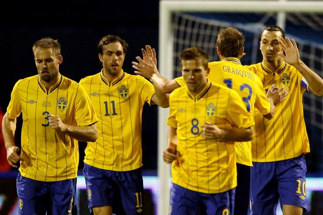 Croatia, Sweden, and Sides That Could Defy Experts at the Euros