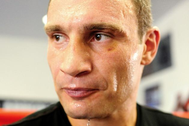 Vitali Klitschko Set for Farewell September Fight