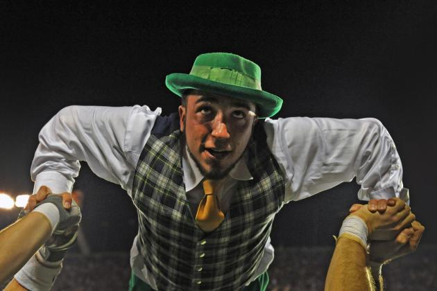 Notre Dame Football: Comparing a Once Great Program to Recent Champs
