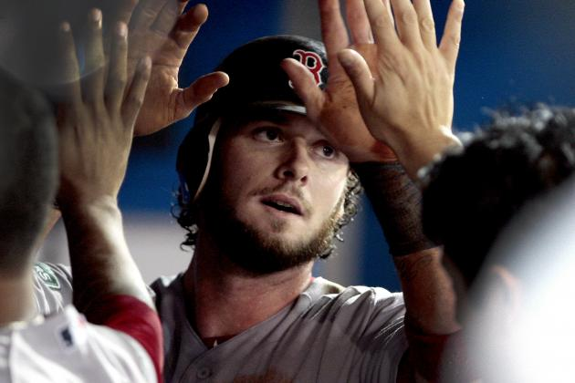 Boston Red Sox: Why Jarrod Saltalamacchia Is the Best Catcher in the AL