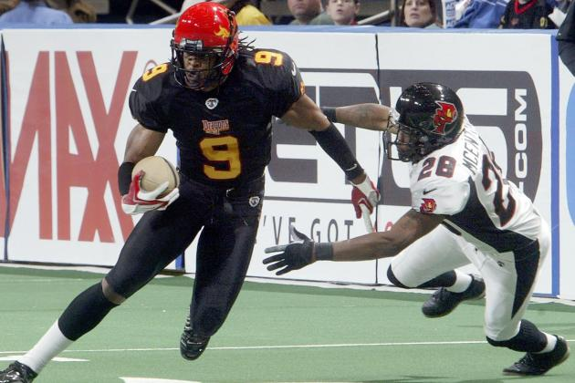 AFL Short Cuts: Kenny McEntyre Returns to Orlando Predators