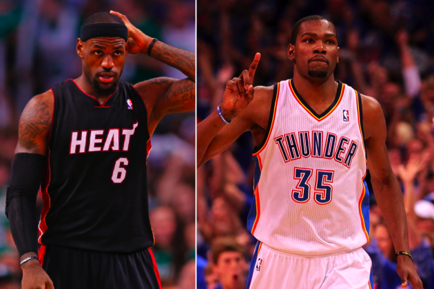 Debate: Who's Better Right Now, LeBron or Durant?