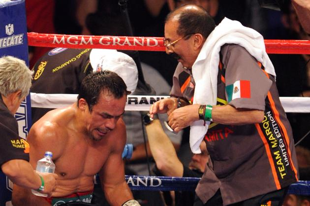 Arum Admits Pacquiao May Lose; Marquez Coming to Discuss Another Fight