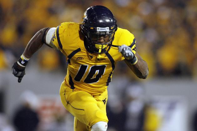 Debate: Rank the Top 3 RBs in WVU History