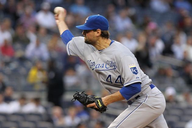 Kansas City Royals: Change in Philosophy Only Way to Fix Starting Rotation
