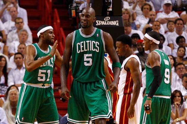 Why Boston Celtics Forward Kevin Garnett Loves His Critics