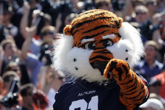 Auburn Football 2012: Some Fun Discussing Predicted Early Betting Lines