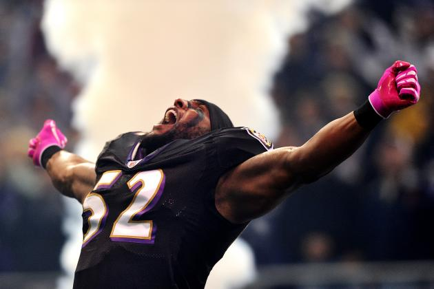 Counting Down the Top 10 Players in the AFC North: No. 8, Ray Lewis