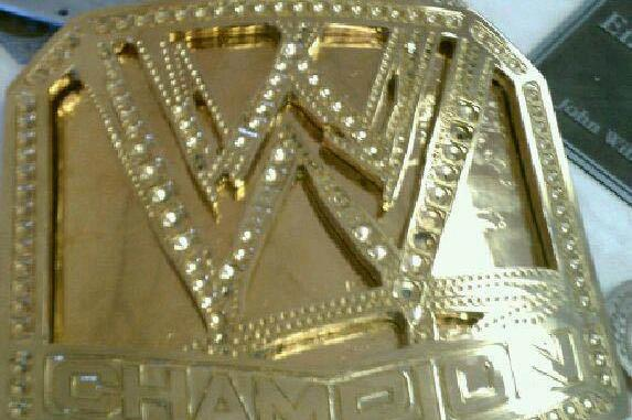 New WWE Title Design Leaked