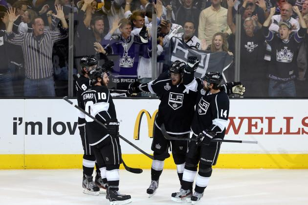 Stanley Cup Final 2012: Why the Los Angeles Kings Are the Best 8th Seed Ever