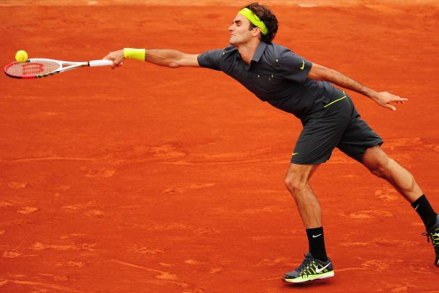 French Open 2012: Why Roger Federer Won't Take Home the Title This Year