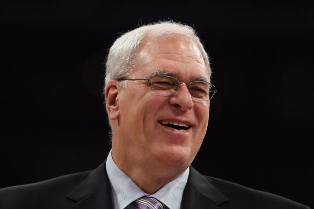 NBA Rumors: Phil Jackson to Magic Makes Little Sense for Both Parties