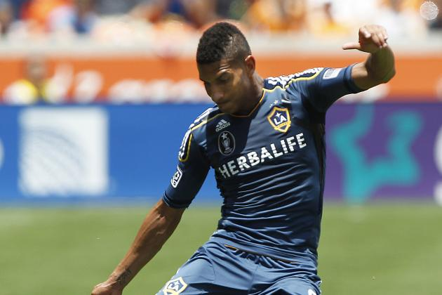Los Angeles Galaxy: Ins and Outs, June 7th, 2012