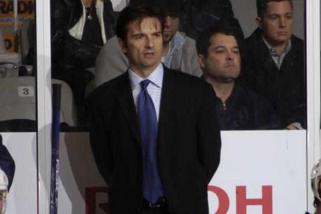 Toronto Maple Leafs: Dallas Eakins Extension Benefits Entire Organization