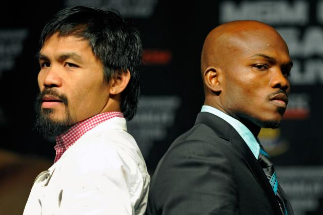Pacquiao vs. Bradley Odds: Smart Bets for Every Matchup