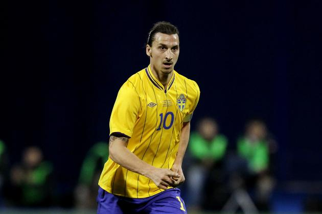 Euro 2012: Sweden Will Be Surprise Runner-Up in Group D