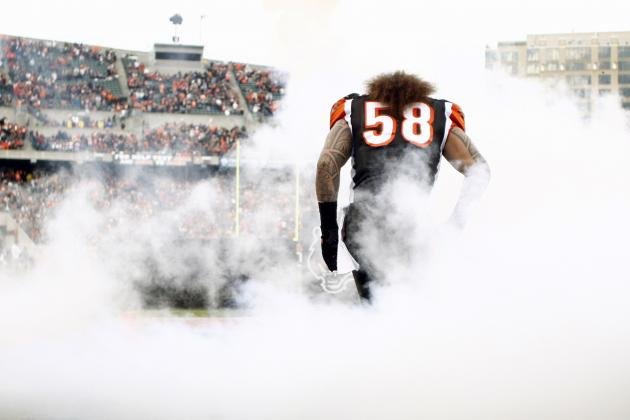 Why 2012 Is Make or Break for Rey Maualuga in Cincinnati