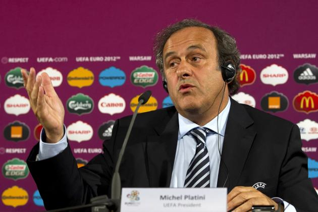 Michel Platini's Insistence on Having Officials Dealing with Racism: Is It Fair?