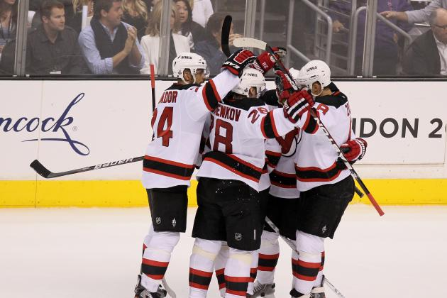 Devils Won't Change Ways Heading into Game 5