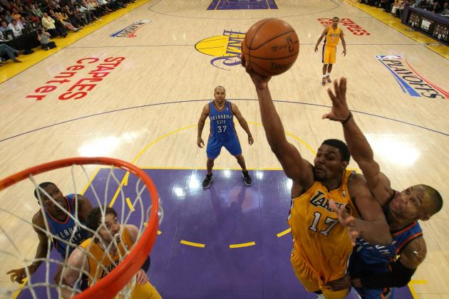 Los Angeles Lakers: Will Andrew Bynum Ever Be Better Than Dwight Howard?