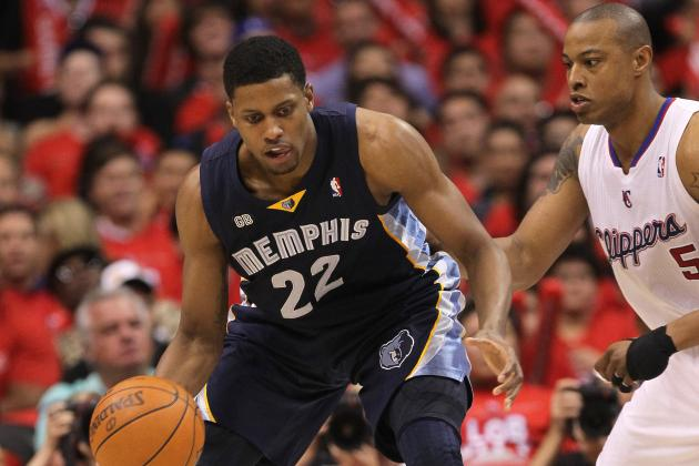 NBA Trade Rumors: Trading Rudy Gay Would Hurt Memphis Grizzlies' Title Chances