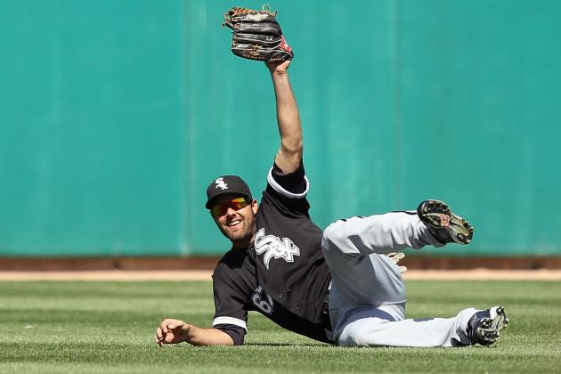Chicago White Sox: Jordan Danks Deserved His Call-Up Despite Fukudome's Injury