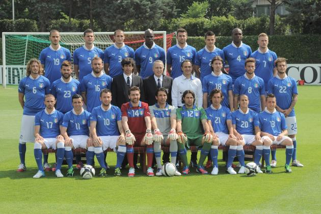 Euro 2012: What to Expect from Italy in Poland and Ukraine