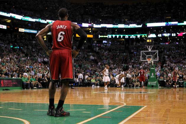 NBA Playoffs 2012: When Will LeBron James Get the Credit He Deserves?