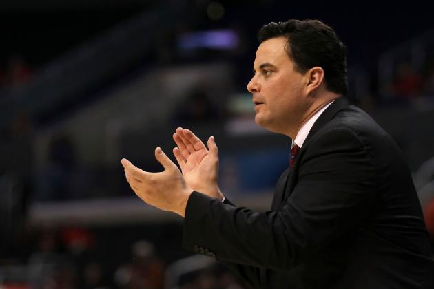 Arizona Basketball: Sean Miller Emerges with Win in Coaches' Shootout