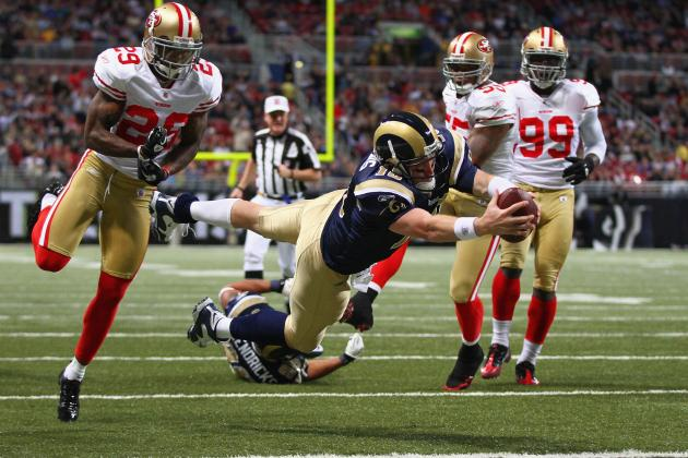 San Francisco 49ers: What to Make of New-Look St. Louis Rams of 2012