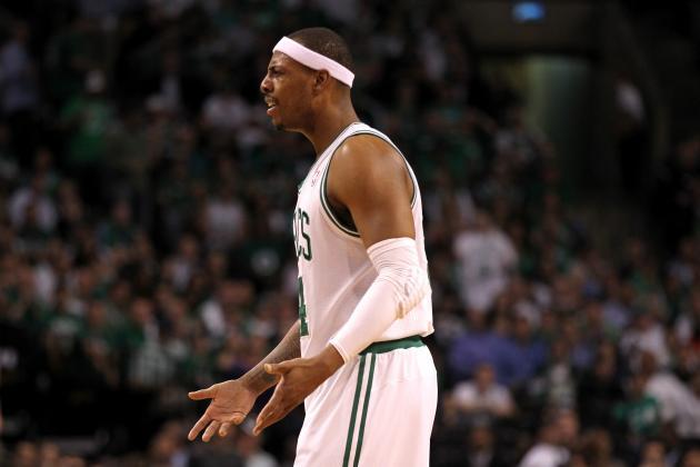 Boston Celtics: Is Paul Pierce on the Decline?