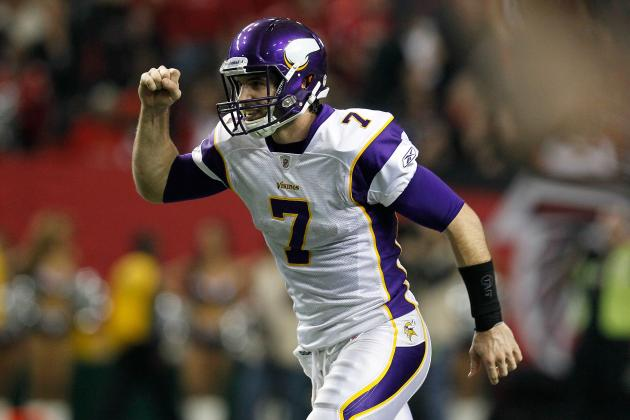 Why the Minnesota Vikings Will Shock the World in 2012