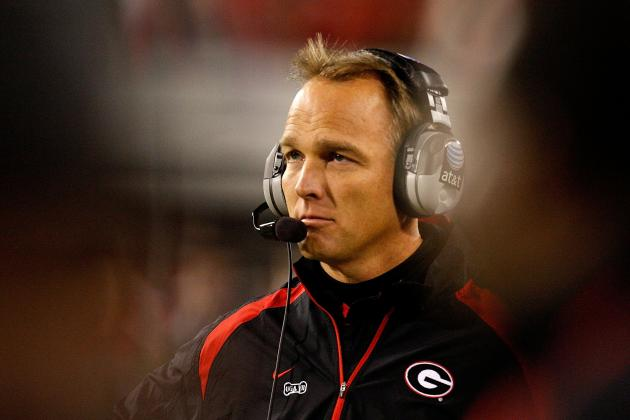 SEC Football Morning Coffee: Georgia Head Coach Mark Richt Gets Extension