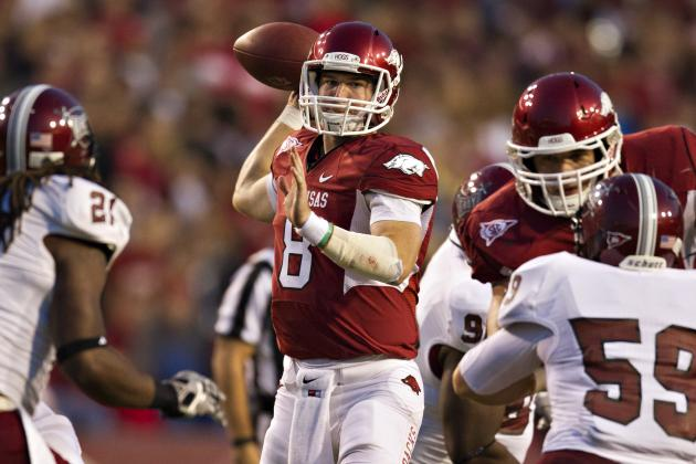 Arkansas Football News Review