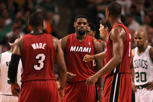 Why the Big 3 Era Miami Heat Could Be Like the Marino-Shula Era Miami Dolphins