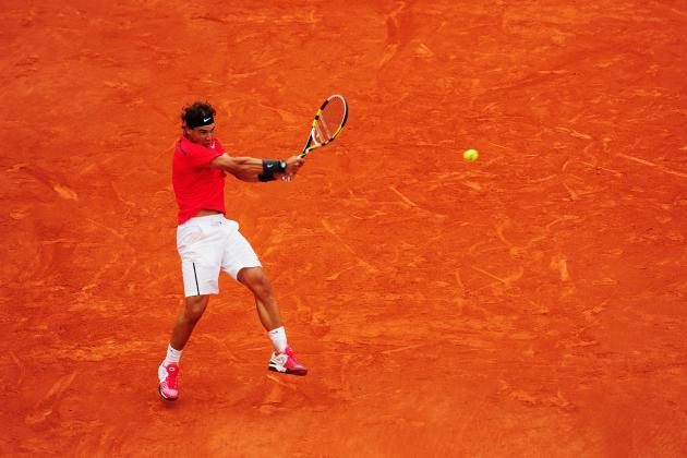 Nadal vs. Ferrer: French Open 2012 Semifinals Scores, Highlights